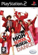 PS2 Spiel  High School Musical 3: Senior Year DANCE