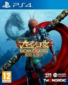 Monkey King: Hero Is Back - PlayStation 4 (PS4) BRAND NEW SEALED