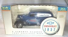 Vintage True Value Liberty Classics Coin Bank 1937 Chevrolet Diecast 1:24