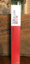 Maybelline New York Super Stay Matte Ink Lip Color 5.0ml/0.17fl.oz New; 118 Dang