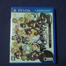 PS Vita Senran Kagura Shinovi Versus Limited Edition ver. Official VGC!!