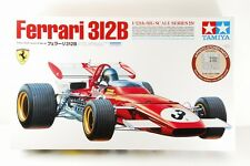 TAMIYA 1/12 Ferrari 312B BIG SCALE SERIES ETCHED PARTS INCLUDED VERY RARE!!