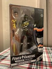 Power Rangers Lightning Collection Dino Charge Black Ranger Target Exclusive