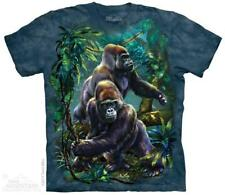The Mountain Unisex Adult Gorilla Jungle Animal T Shirt Large 1059122