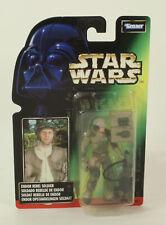 Star Wars Long Picture Euro Card Rare Endor Rebel Trooper
