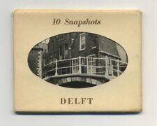 Delft, Netherlands view folder - complete