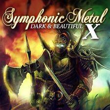 Various Artists - Symphonic Metal 10: Dark & Beautiful / Various [New CD] UK - I