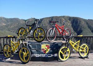Porsche Bikes Owner's Manual  Porsche Bike FS, Porsche Evolution, Bike S Orignal