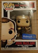 John McClane Funko Pop Movies 1007 Walmart Exclusive Die Hard Bruce Willis New !