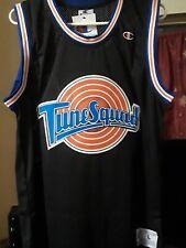 Tweety Bird #1/3 Space Jam Tune Squad Basketball Jersey L
