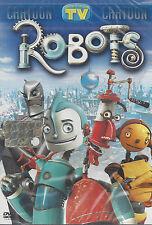 Dvd **ROBOTS** dai creatori di L'Era Glaciale nuovo 2005