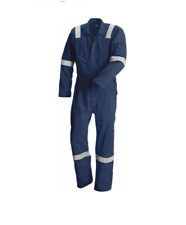 Red Wing 61130 Flame Retardant Anti-static Coverall Navy Blue