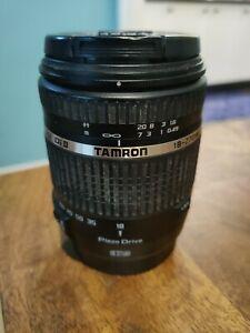 Tamron 18-270mm f/3.5-6.3 Di II VC LD Lens for Canon. Has minor fungus.