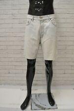 Bermuda Uomo in Jeans CARRERA STYLE 700 Taglia Size 54 Pantalone Corto Shorts