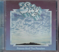 """ELOY """"Power And The Passion"""" CD-Album"""