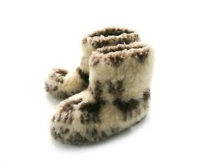 Women's slippers Wool Warm Slippers Boots House Shoes cute home slippers boots