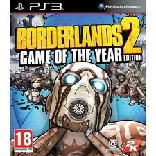 Borderlands 2 -- Game of the Year Edition (Sony PlayStation 3, 2013)