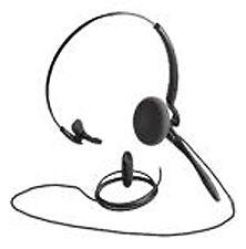 Plantronics 45647-04 Black Headband Headsets