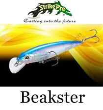 minnow beakster 152RG artificiale pesca spinning spigola mare black bass trota