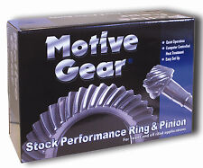 "GM9-370 MOTIVE GEAR RING & PINION, BORG WARNER 7.75"" (GM 9 BOLT) 3.70:1 RATIO"