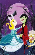 1:15 variant Adventure Time Fionna & Cake #2 1st print kaBoom Stephanie Buscema
