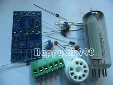 1pc un-assembled 5.3*3cm full kit Magic Eye Tube 6E2 EM84 Audio Anzeigetafel