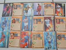2 elegir cards Panini premium cards verde año: 1994/95 imagen-él card futbol