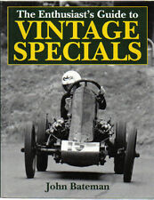 Vintage Specials Enthusiast Guide Austin Bentley ERA Hardy Maybach Riley Spider