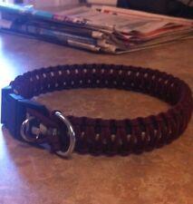 Para Cord Dog Collar