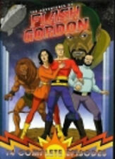 the ADVENTURES OF FLASH GORDON (DVD SET) 14 complete EPISODES cartoons tv NEW