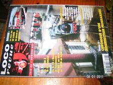 Loco revue n°626 Saga CC6500 Portique manutention
