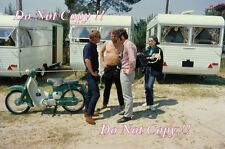 Steve McQueen Le Mans Film Ritratto Fotografia 1971 19