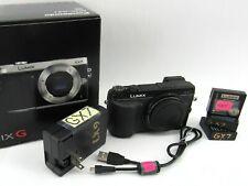 PANASONIC LUMIX DMC-GX7 Camera Body Lumix G In Box w/3 Batteries, Charger, Cord