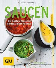 Saucen: Die besten Klassiker einfach selber kochen ab 02.02.17 lieferbar