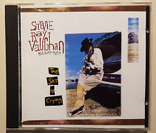 Stevie Ray Vaughan : The Sky is Crying CD