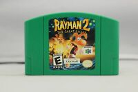 Rayman 2 The Great Escape - Nintendo N64 Game Authentic
