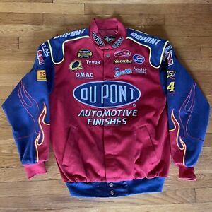 NASCAR Jeff Gordon Dupont Chase Authentics Medium Jacket Nextel Cup Never Worn