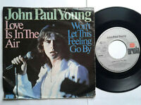"John Paul Young / Love Is In The Air 7"" Single Vinyl 1977 mit Schutzhülle"