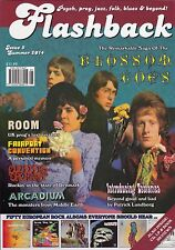 FLASHBACK ISSUE 5 SUMMER 2014 FAIRPORT CONVENTION ARCADIUM ROBERT PLANT INTERV.