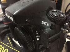 Nikon D800 Reflex Digitale Pro + Battery Grip