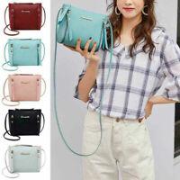 Women Shoulder Bag Handbags PU Leather Cross Body Purse Tote Satchel Fashion Lot