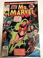 Ms Marvel (1976) # 1 (VF) 1st App !