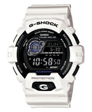Casio G-shock World Time White Tough Solar 200m Watch Gr-8900a-7er