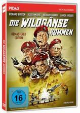 DIE WILDGÄNSE KOMMEN uncut ROGER MOORE Richard Burton HARRIS Hardy Krüger DVD