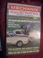 MECHANIX Illustrated Magazine June 1965 COBRA 427 Corvette Sting Ray Mustang GT