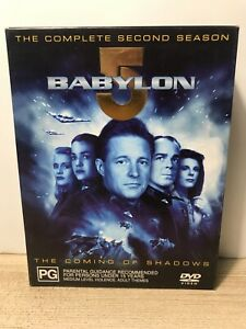 Babylon 5 The Complete Second Season The Coming Of Shadows