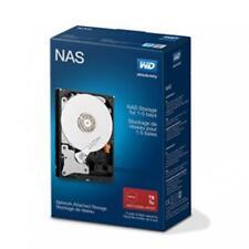 "WD Internal Hard Disk Drive 6TB SATA III 6.0Gb/s 64MB 3.5"" Red Network NAS HDD"