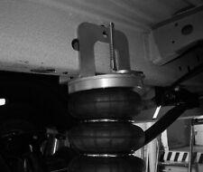 Addition suspension pneumatique Ford transit-front propulsion/détail pneus 2001-2009 arrière