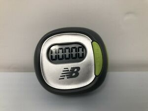 NEW BALANCE VIA Base Steps Fitness Sports Monitor Pedometer