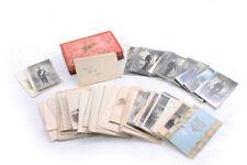 Konvolut alte Postkarten PK old vintage schwarz weiß SW Sammler Deko Lot